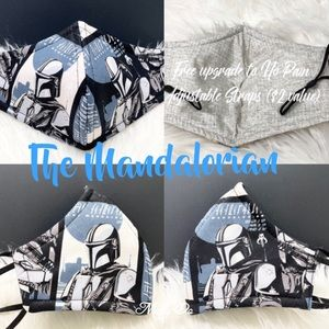 The Mandalorian Unisex Face Mask
